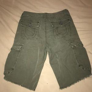 Mens True Religion Shorts Size 29